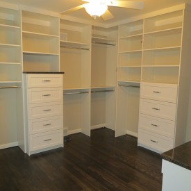 Walk In Closet – Clean Space
