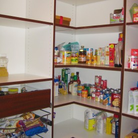 Food Pantry Design