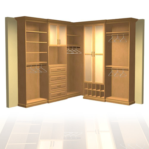 Cambridge Closets Design Process