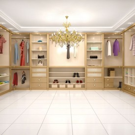 High End Modern Dressing Suite